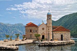 Vacances Dubrovnik: Combiné circuit et hôtel Découverte des Cités Monténégrines -Top Clubs Park