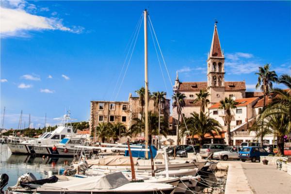 port - Merveilles de la Dalmatie