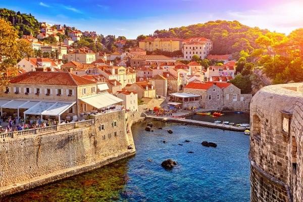 Ville - Circuit Merveilles de Dalmatie & extension 3 nuits Framissima Grand Hotel Neum 4* Dubrovnik Croatie
