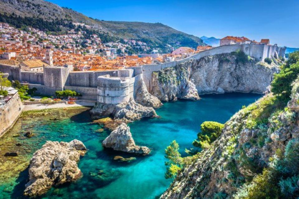Hôtel Circuit Les merveilles de Dalmatie Dubrovnik Cote Dalmate Croatie et Côte Dalmate