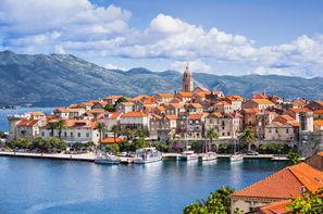 Croatie-Dubrovnik, Circuit FRAM Merveilles de Dalmatie