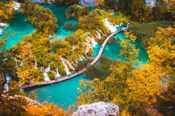 Nature - Circuit Trésors Dalmates 3* Split Croatie