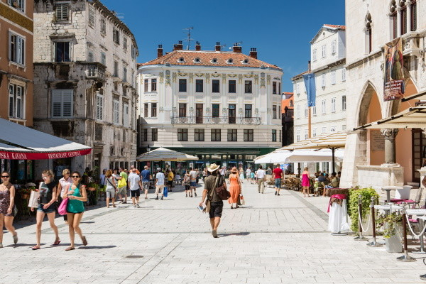 Ville - Circuit Trésors Dalmates 3* Split Croatie