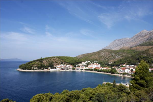 Vue panoramique - Circuit Saveur nature Croate et Top Clubs Quercus 4* Split Croatie