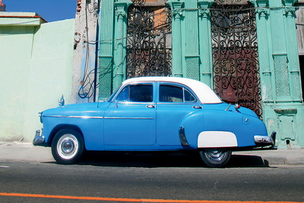 (fictif) - Circuit 1er Regard Cuba La Havane Cuba