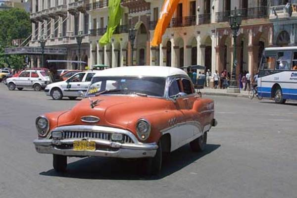 (fictif) - Combiné circuit et hôtel Balade Cubaine La Havane Cuba