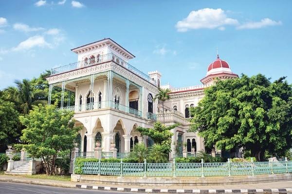 Cienfuegos, Palacio de Vallee