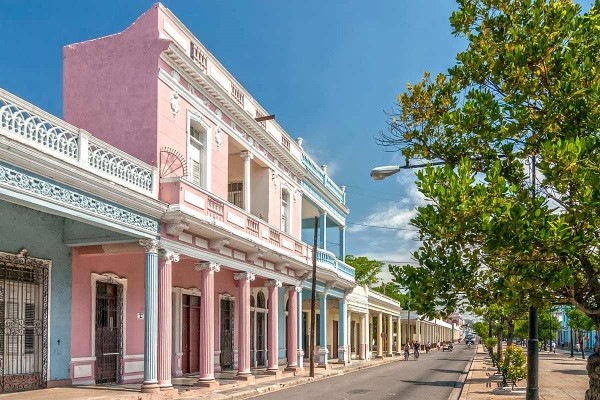 Ville - Circuit Au coeur de Cuba 3* La Havane Cuba