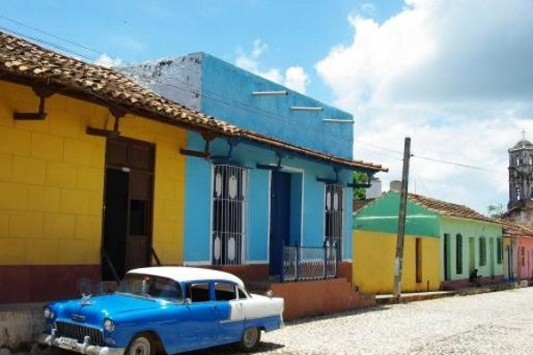 Couleurs cubaines