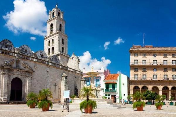 Ville - Circuit Cuba Grandiosa, tour de l'île La Havane Cuba