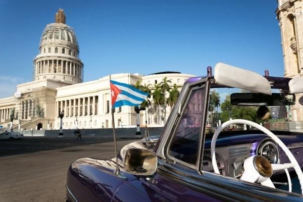 Monument - Circuit Couleurs cubaines