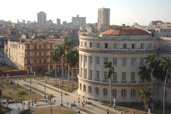Ville - Circuit Cubania La Havane Cuba