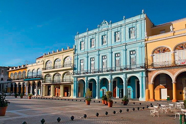 Ville - Circuit 1er Regard Cuba + Varadero La Havane Cuba