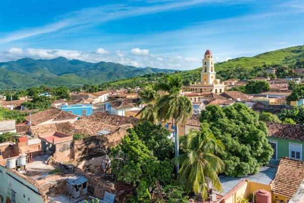 Ville - La Perle des Caraïbes