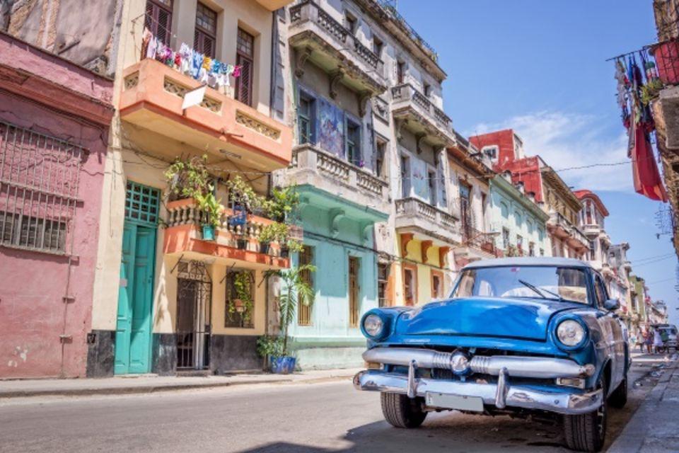 Circuit Merveilles de Cuba La Havane Cuba