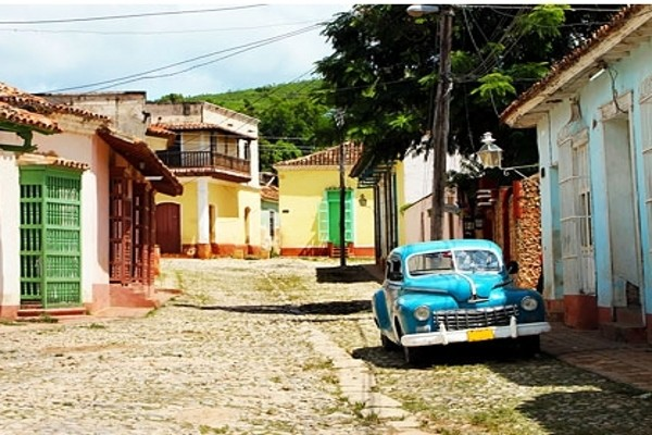Ville - Circuit Merveilles de Cuba
