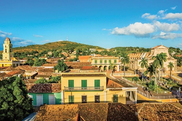 Ville - Circuit Cuba, Charmes des Caraibes