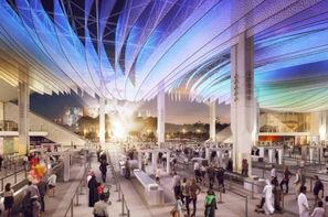 Dubai et les Emirats-Dubai, Circuit A la Découverte de l'Expo de Dubaï