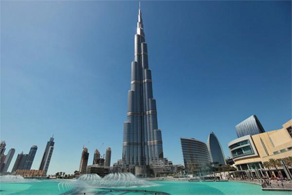 Monument - Circuit Splendeurs des Emirats
