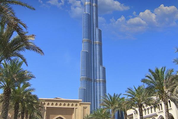 Monument - Circuit Indispensable Emirats Expo Universelle 3* Dubai Dubai et les Emirats