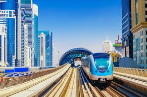 Dubai et les Emirats-Dubai, Circuit Dubaï en un clin d'oeil