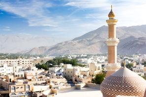 Dubai et les Emirats-Dubai, Circuit Emirats & Oman : du Modernisme aux Traditions
