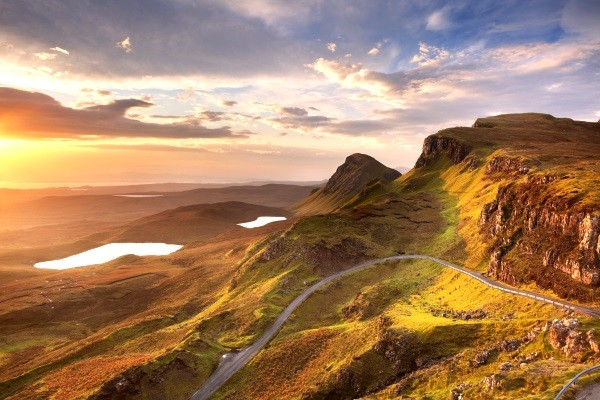 Nature - Circuit Grand Tour Ecosse : Glasgow, Edimbourg et la région des Highlands Glasgow Ecosse