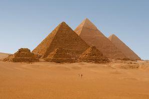 Vacances Louxor: Combiné croisière et hôtel Stopover au Caire + Croisière sans excursions sur le Nil