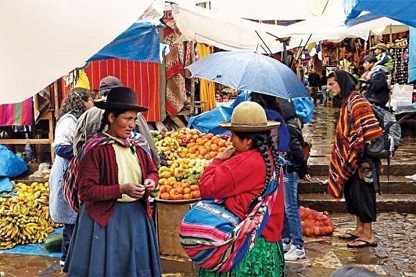 Otavalo - Les inoubliables de l'Equateur