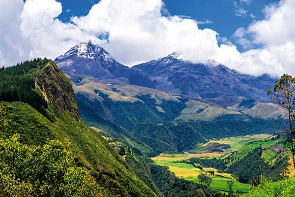 Nature - Circuit Indispensable Equateur Quito Equateur