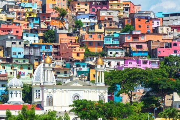 Ville - Circuit Les inoubliables de l'Equateur Quito Equateur