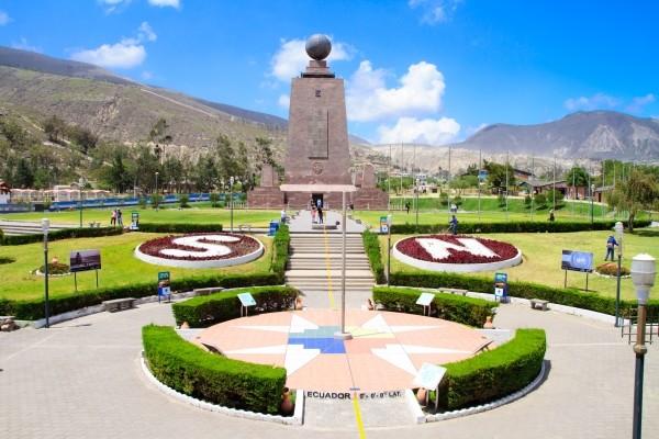 Ville - Circuit Découverte de l'Equateur Quito Equateur