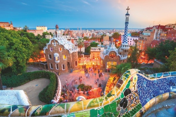Monument - Circuit Cap sur l'Espagne : de Barcelone à Madrid Barcelone Espagne