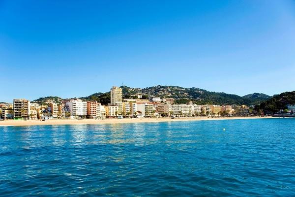 Plage - Circuit La Costa Brava 3* Lloret De Mar Espagne
