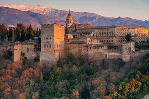 Espagne-Madrid, Circuit De la Castille à l'Andalousie