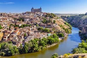 Vacances Madrid: Circuit L'Espagne : de la Castille à l'Andalousie
