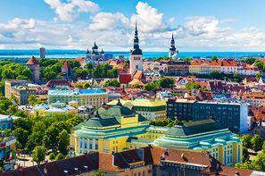 Circuit Week-end à Tallinn Tallinn Estonie