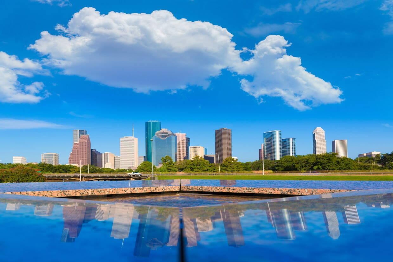 Ville - Circuit Premier regard Etats Sud & Musique Houston Etats-Unis