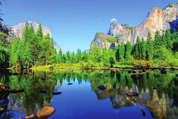 Nature - Circuit Panoramas de l'Ouest Américain Los Angeles Etats-Unis