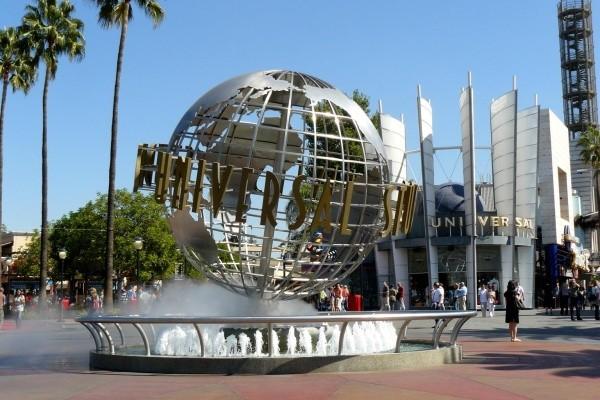 Monument - Circuit Premier Regard Californien Los Angeles Etats-Unis