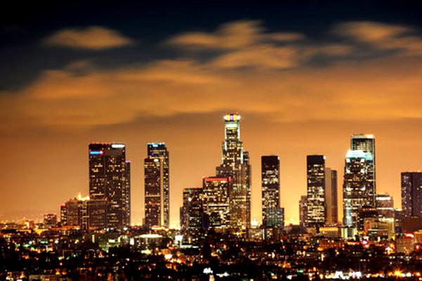 Ville - Circuit Splendeurs de l'Ouest USA & Côte Pacifique Los Angeles Etats-Unis