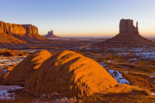 Monument Valley - Splendeurs de l'Ouest des USA + Extension New York