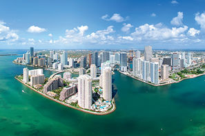 Etats-Unis-Miami, Circuit Premier Regard Floride & Bahamas