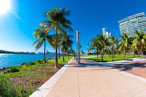 Vacances Miami: Circuit 1er regard Floride & Bahamas