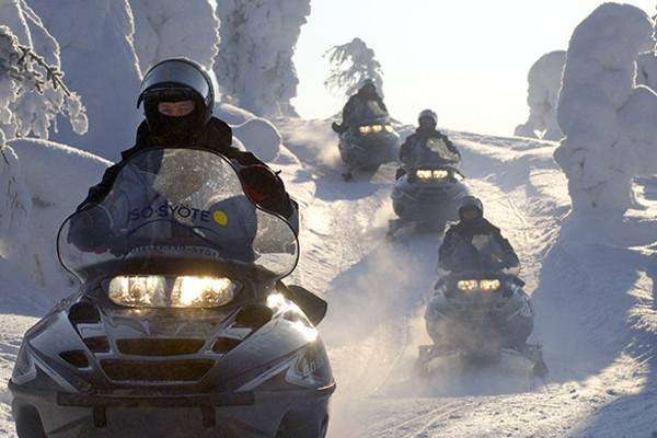 (fictif) - Circuit Lumières de Laponie - Ivalo 3* Ivalo Finlande