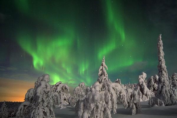 Aperçu du voyage - Lumières de Laponie - Kittila