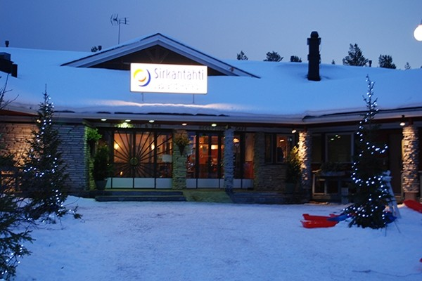 Facade - Circuit A la rencontre du Père Noël en Laponie 3* Kittila Finlande