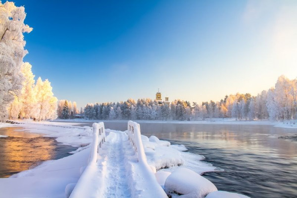 Nature - Circuit Magie de Laponie Rovaniemi Finlande