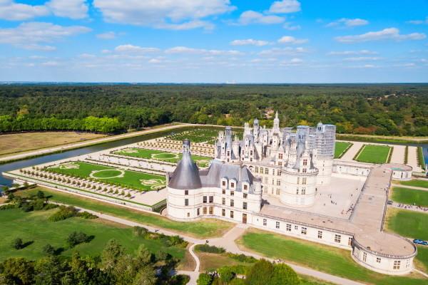 Monument - Circuit La Loire à velo : De Blois à Saumur Blois France Centre
