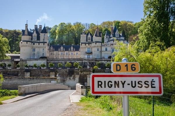 Monument - Circuit La Loire à vélo : de Tours à Saumur Tours France Centre